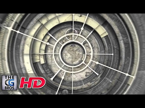 "CGI Mograph Promo HD: ""Ancient Secrets"" for National Geographic  by - LUMBRE"