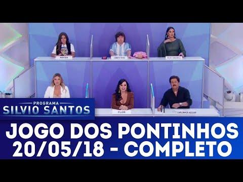 Jodo dos Pontinhos - Completo | Programa Silvio Santos (20/05/18)