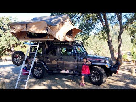 BABY ELI 1st CAMPING TRIP 2019 | PARDEE LAKE CAMPING & FISHING អូនអុីឡាយទៅបោះតង់លើកដំបូង ស្ទូចត្រី