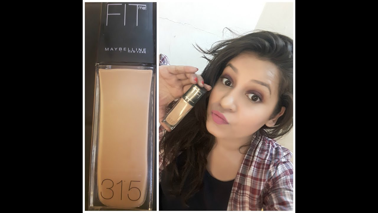 Fit Me Matte + Poreless Foundation by Maybelline #4