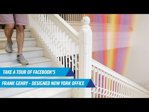 Take An All-Access Tour Of Facebook's New York City Office   Inc. Magazine