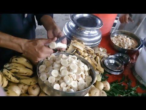 Tasty Fruit Chaat | Best Fruit Chaat Masala | Pakistani Food Street Fruit Chaat Recipe