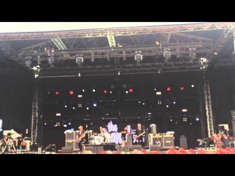 The Stranglers - 5 minutes on Retropop Emmen. 07-06-2014