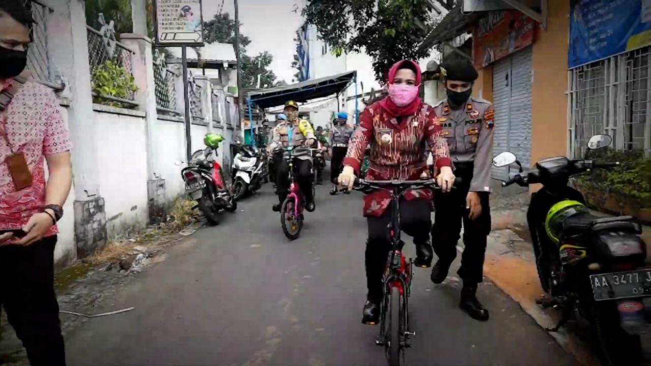 Pencanangan Kampung Tangguh Kemirirejo Kota Magelang