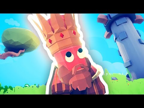 PROTECT THE KING! | Totally Accurate Battle Simulator #2