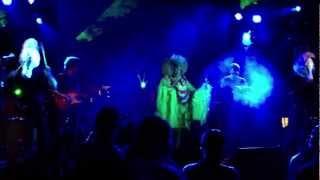 Ebony Bones - W.A.R.R.I.O.R. (Steve Lombardi on guitar)