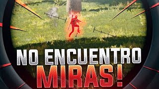 ¡NECESITO MATAR A 5 PARA PODER LOOTEAR UNA MIRA! PLAYERUNKNOWN'S BATTLEGROUNDS ESPAÑOL (PUBG)