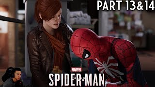 IT& 39 S ALMOST THE END Spider Man PS4 Part 13 & 14 Walkthrough Gameplay