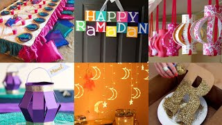 Ramadan Decorations Ideas / Ramadan Islamic Crafts For Kids