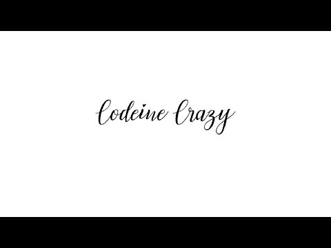 Future - Codeine Crazy (Official Lyrics Video)