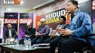 Repeat youtube video Forum -  'Hudud: Bersediakah Kita?' - Bahagian II