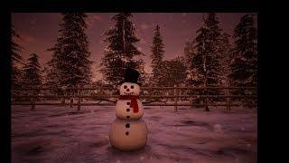 Frosty Nights *❄️Christmas Horror*☃️