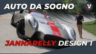 Jannarelly Design-1 - Auto da sogno