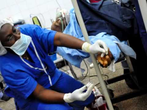 Surgeons OverSeas (SOS) - Connaught Hospital, Freetown, Sierra Leone: Photos by Susan Braun