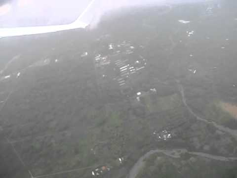 Vanuatu Aborted Landing 737 800 Pacific Blue Severe Weather