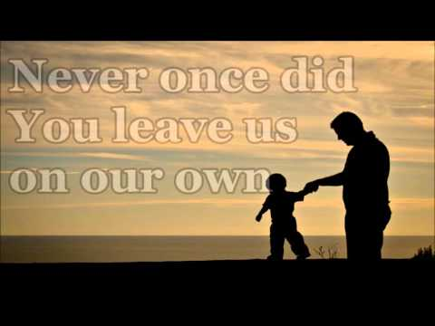 Never Once by Travis Cottrell with lyrics