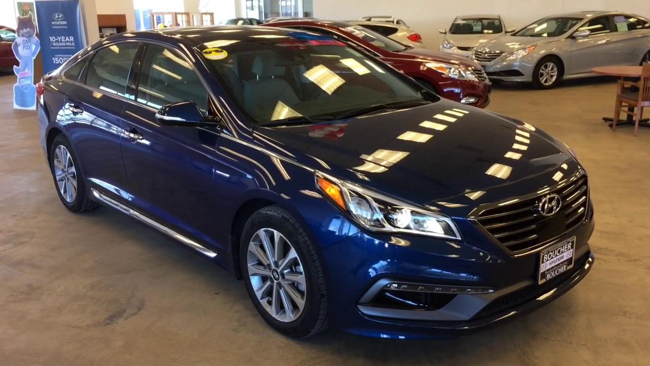 2016 Hyundai Sonata Limited Ultimate