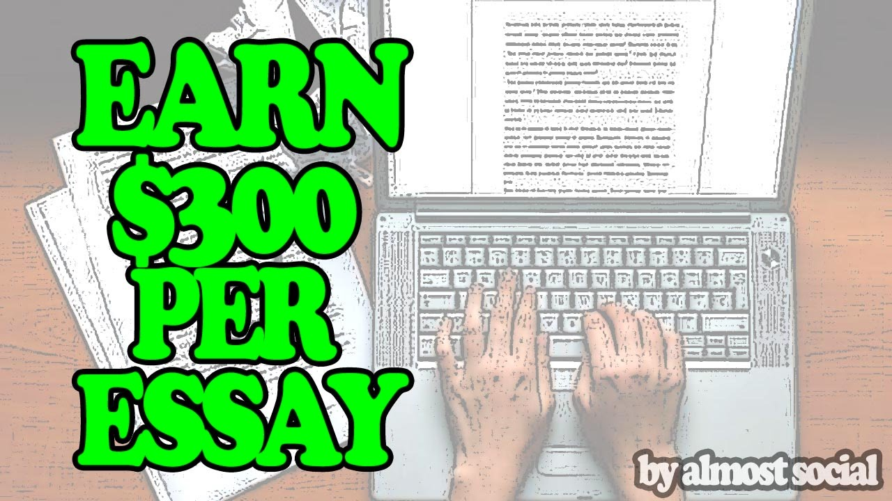 how to sell your writing essay