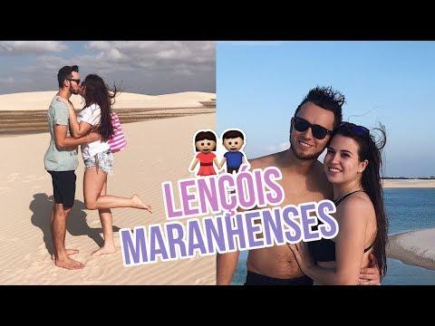 Lençóis Maranhenses + Atolados nas Dunas - Vlog MARANHÃO 3