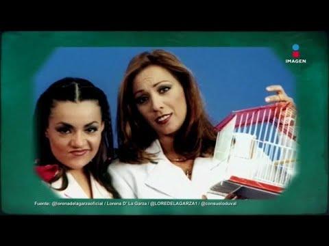 ¿Lorena de la Garza tenía una mala relación con Consuelo Duval?