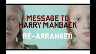 TOOL - MESSAGE TO HARRY MANBACK - REARRANGED - COVER BY SLEEPWAIT