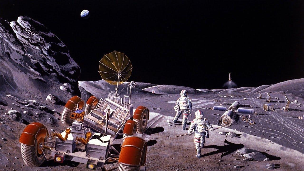 Каково это — жить на Луне | DeeaFilm