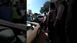 Video: Impunidad: fiscal del Ministerio Público de la Acusación insultó a inspectora de tránsito que cumplía con sus tareas
