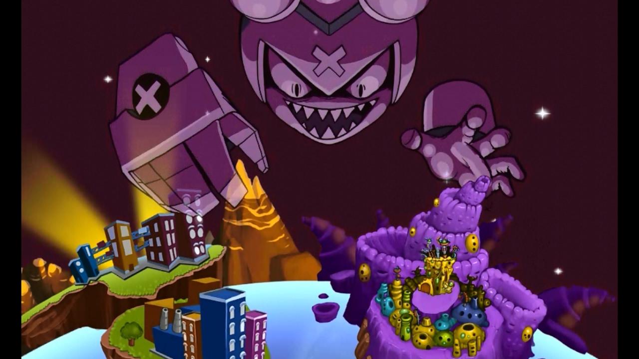 Nefarious Gameplay Bramble Flats And Doom Howitzer Bad