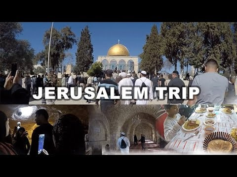Al Aqsa and Jerusalem Tour with Sabeel Travels