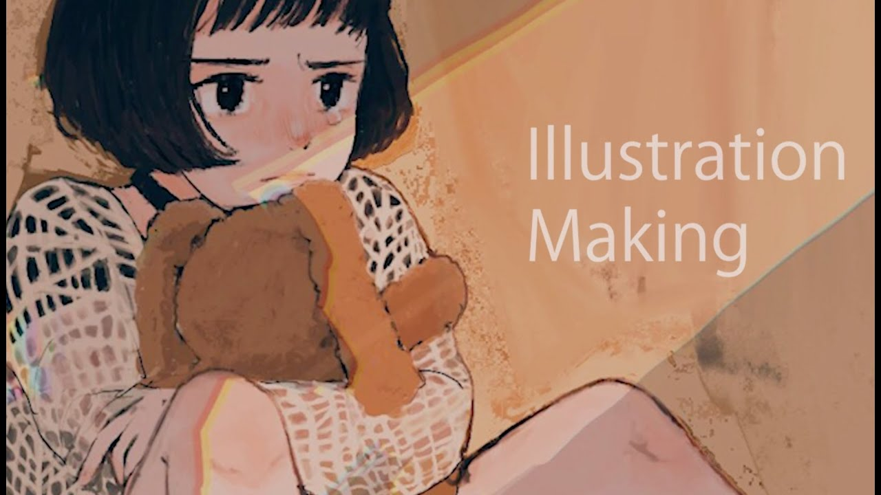 おのばね - Illustration Making