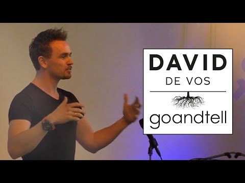Gods Dreamteam 3/7 | Rooted in the Word | David de Vos