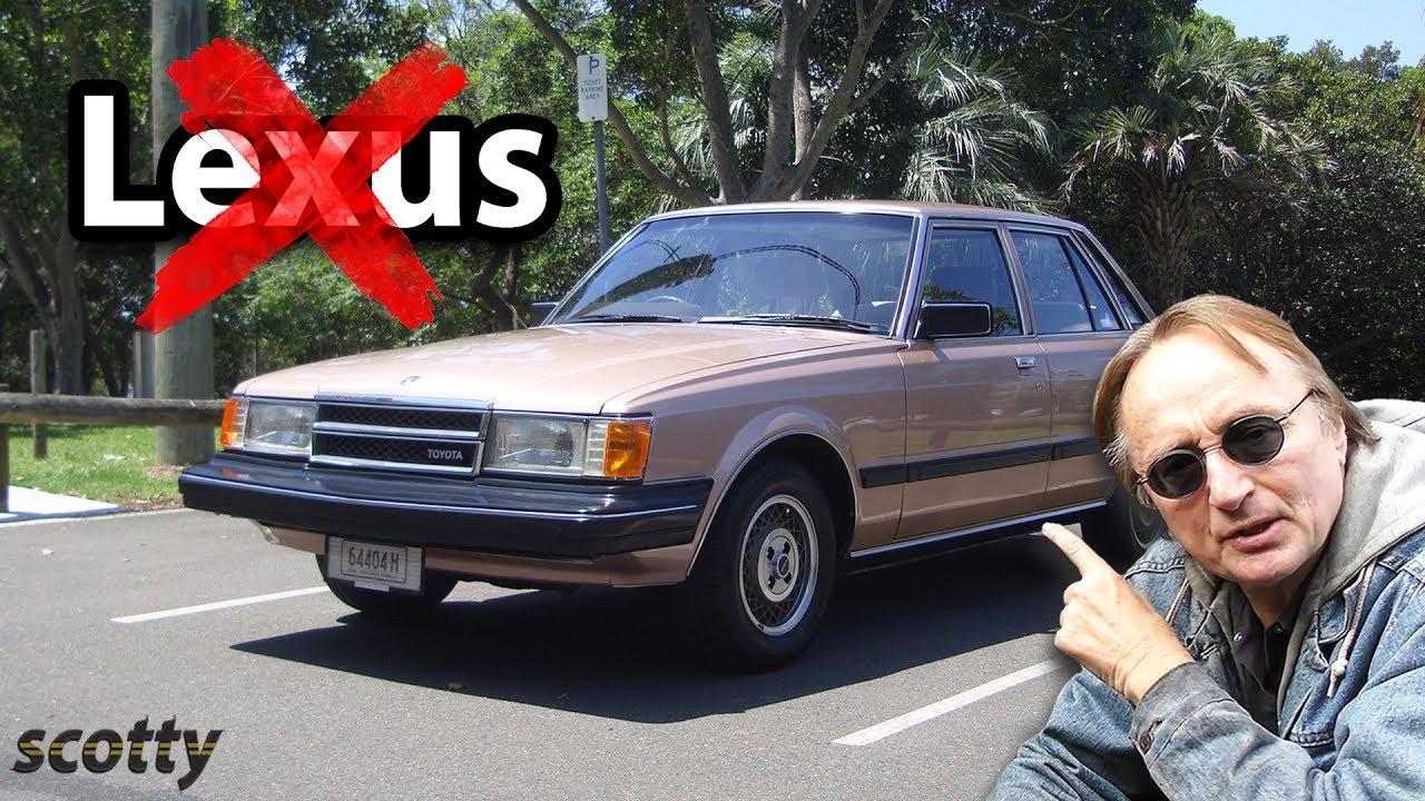 here s what toyota luxury cars were like before lexus youtube here s what toyota luxury cars were like before lexus