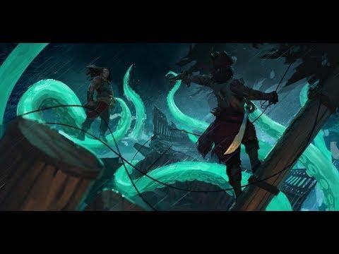 [ITA] TENTACOLI INVADONO LA BOTLANE - ILLAOI SUPPORT - League Of Legends thumbnail