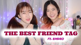 The Best Friend tag with Kimdao + TOKYO MEET UP INFO! | Sunnydahye