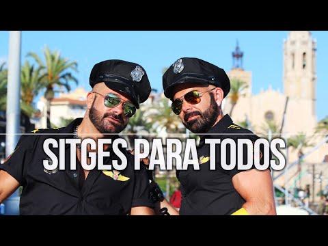 SITGES Paraíso Gay Friendly y más