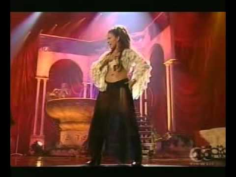 Jennifer Lopez - Ain't It Funny (Live At Top Of The Pops 2001)
