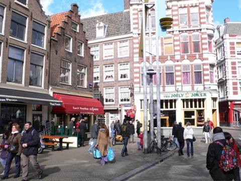 """Amsterdam """"City of Freedom"""" cannabis and prostitution"""