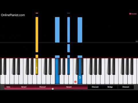 Kesha - Praying - Easy Piano Tutorial