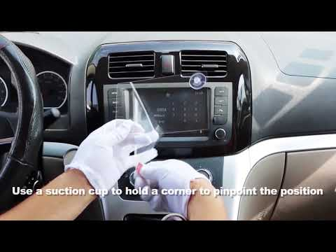 car navigation screen protector (General purpose)