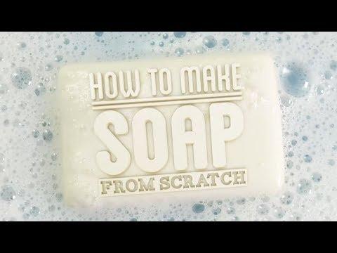 Turning Everything Into Soap (Pigs, Plants, Potash, Plus More!)   HTME: Toiletries