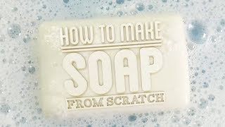 Making Soap from EVERYTHING (Pigs, Plants, Potash, Plus more!) | HTME: Toiletries