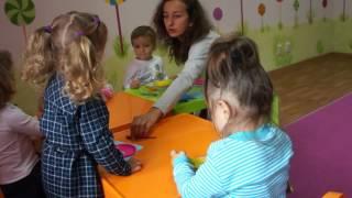Развивающие занятия: Уроки этикета, сервировка стола