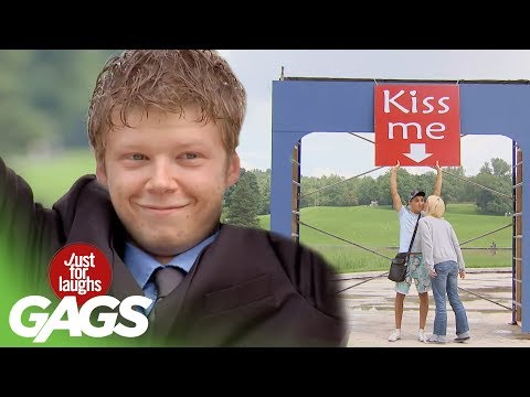 Instant Kissing Booth - Throwback Thursday