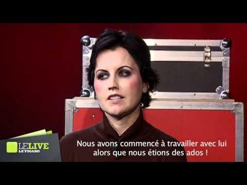 The Cranberries - Interview par Olivier Nuc - Le Live