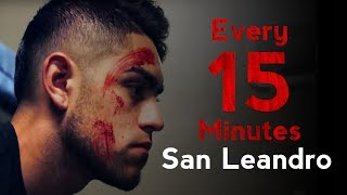 EVERY 15 MINUTES SAN LEANDRO HIGH SCHOOL: IVAN
