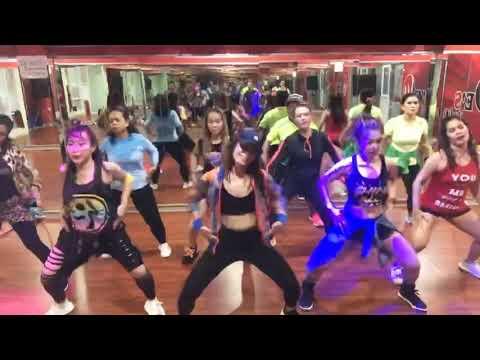 Girl like me – Shakira , Black eyed Peas – Zumba choreography – Rulya