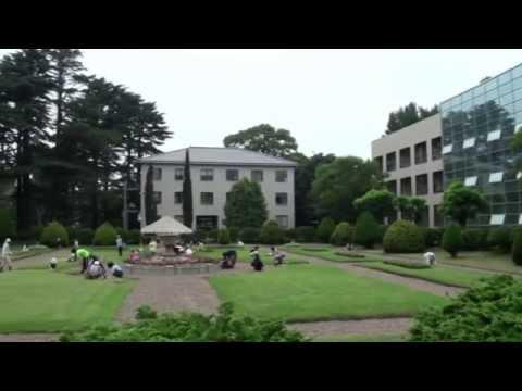 Chiba University, Graduate School of Horticulture 千葉大学 園芸学部