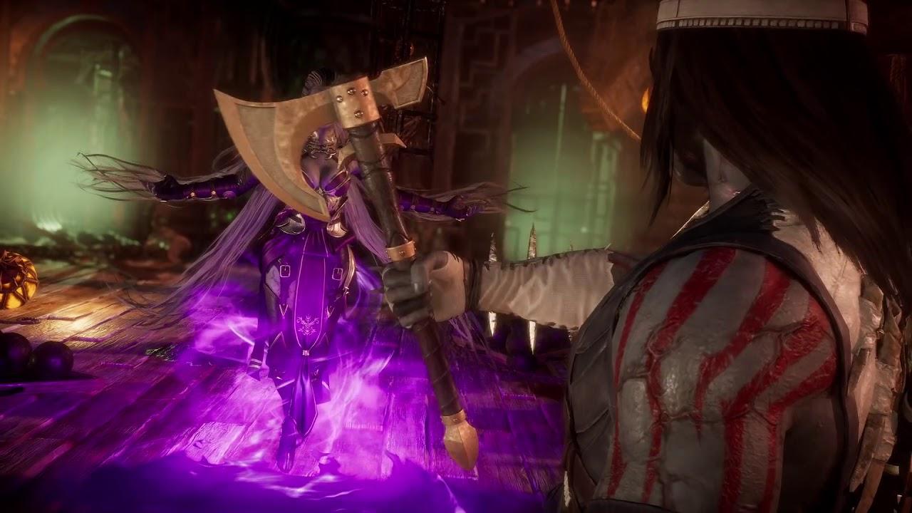 Mortal Kombat 9: Guía de Combos Sindel - YouTube