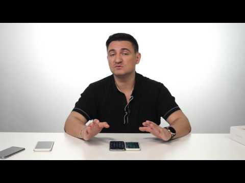 Apple iPhone 6S - unboxing & review (www.buhnici.ro)