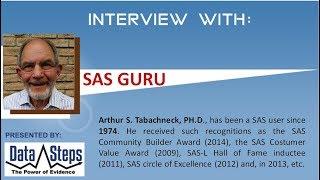 How to become a Top SAS Programmer by Arthur S  Tabachneck, Ph D, SAS GURU